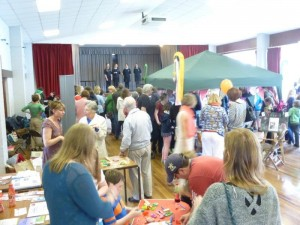 Ledbury Community day at the Community Centre