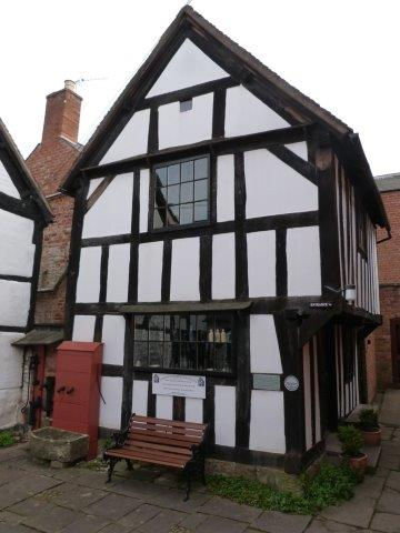 Butcher Row House Museum (Ledbury and District Civic Society)