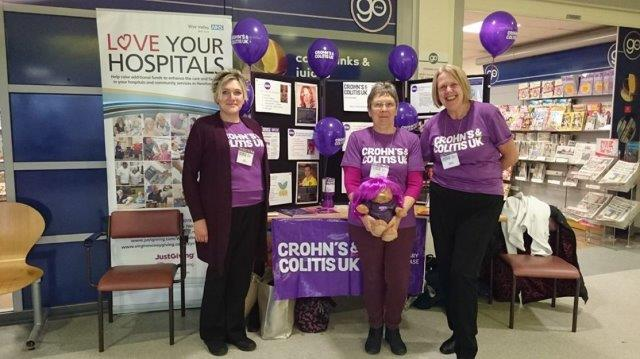 Crohn's and Colitis UK - Herefordshire Network