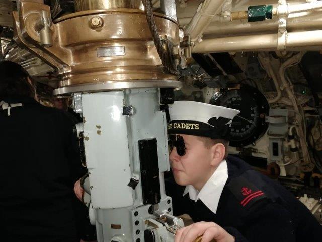 Maritime Cadet Unit - Ledbury