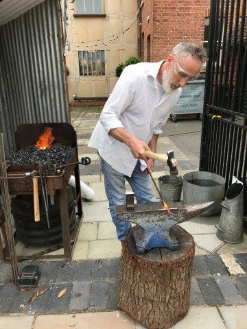 Blacksmith (organised by Friends of the Masters House)