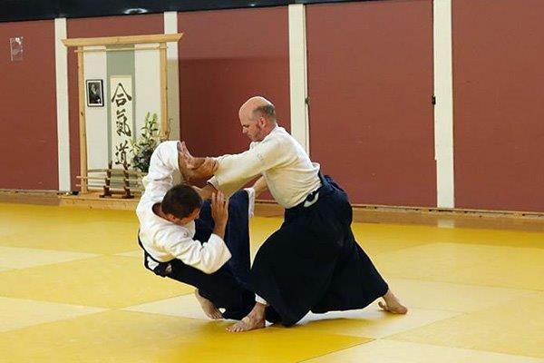 Aikido - Ji Myo Kan Ledbury Aikido Dojo